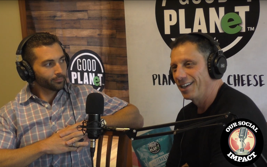 Ep#001 – Second Chance Opportunities at GOOD PLANeT Foods